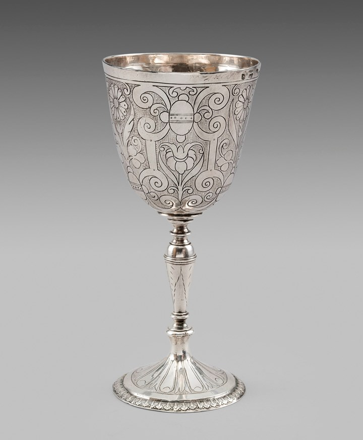 An Exceptional James I Wine Cup