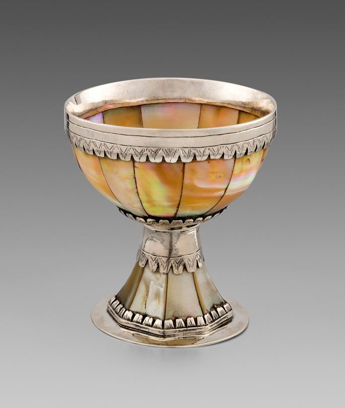 An Extremely Rare 17th Century English Goblet | MasterArt