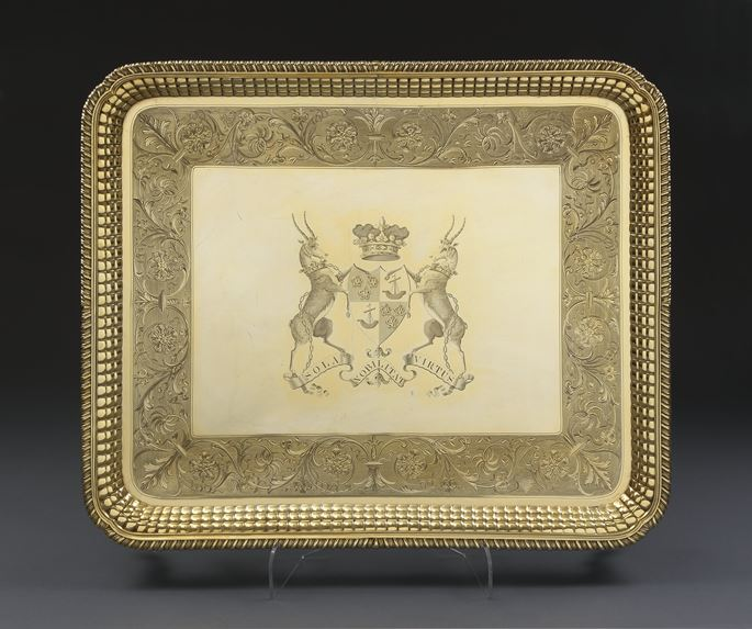 James Young - An Important George III Tray | MasterArt