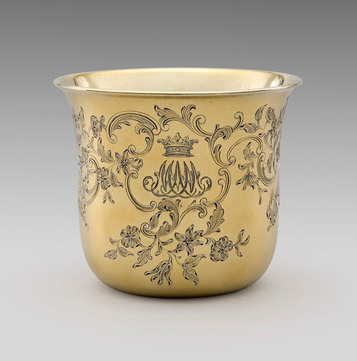 A William IV Beaker