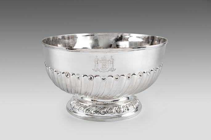 Streeter & Company LTD - A Very Large Victorian Punch Bowl | MasterArt
