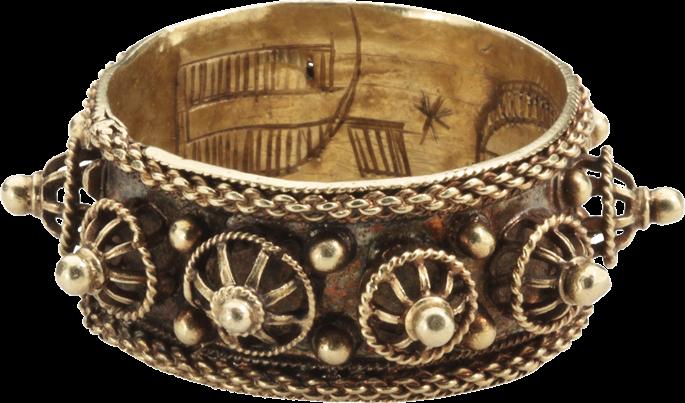 Jewish Marriage Ring | MasterArt