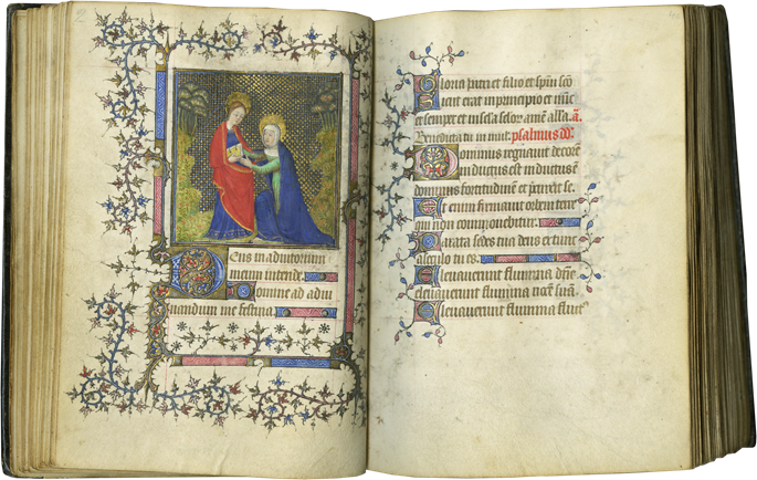 BOOK OF HOURS. EVIDENCE OF A SPECIAL EARLY MOMENT IN PARISIAN BOOK PRODUCTION EXPRESSIVE OF NORTHERN REALISM | MasterArt