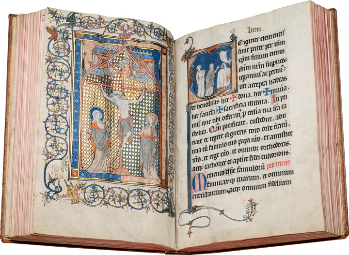 """Noted Missal (the """"Soissons Missal"""")"""