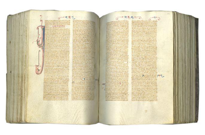 Vulgate Bible | MasterArt