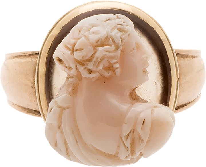 Ring with Renaissance Cameo