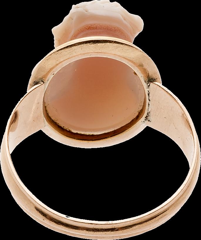 Ring with Renaissance Cameo | MasterArt