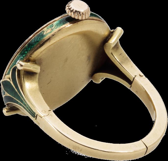 Watch Ring by Bredillard | MasterArt