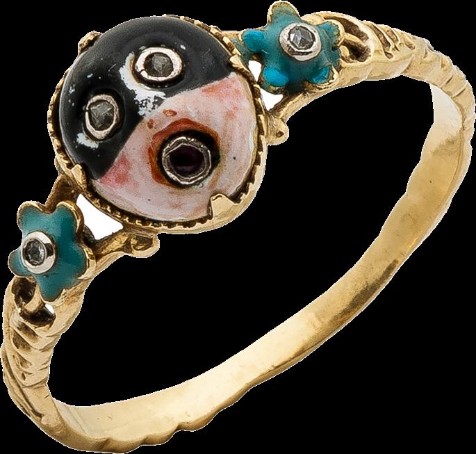 Masquerade Ring | MasterArt