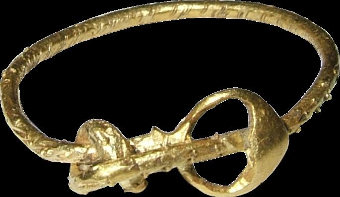 Medieval Knot Ring | MasterArt