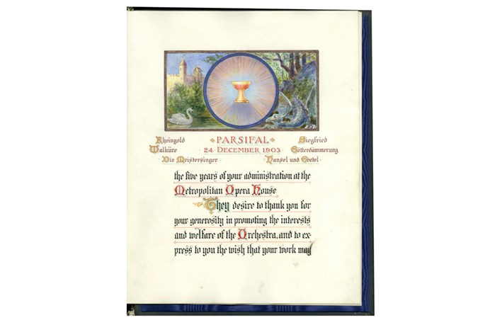 Ames and Rollinson - Presentation booklets for HEINRICH CONRIED | MasterArt