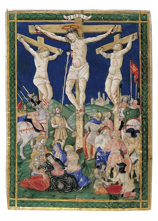 Master of Pico - The Crucifixion | MasterArt