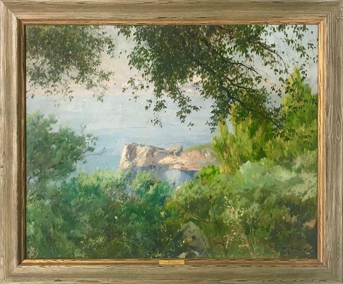 Eliseo Meifren - The Hole Rock, Sa Foradada, Mallorca   MasterArt