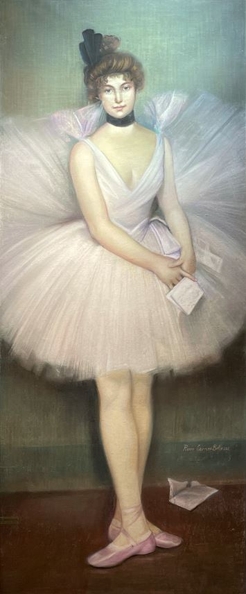 Pierre Carrier-Belleuse - Danseuse   MasterArt