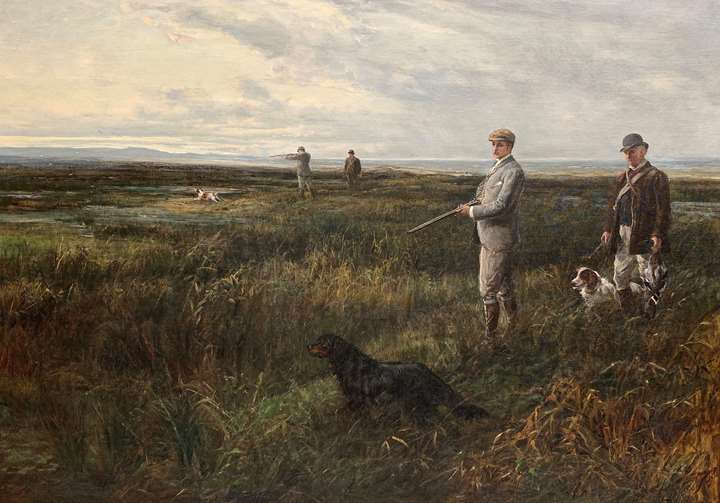 On the Marshes
