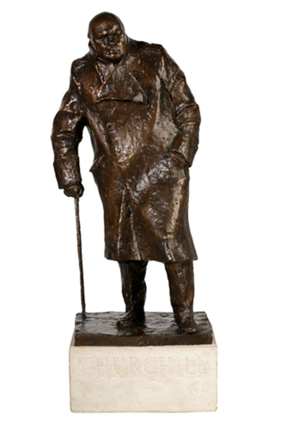 Ivor Roberts-Jones - Sir Winston Churchill | MasterArt