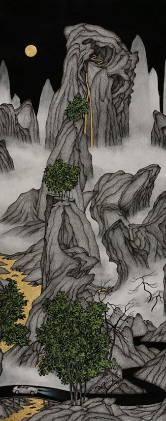 Jui-chung Yao - Dust in the Wind: Mountain Path | MasterArt