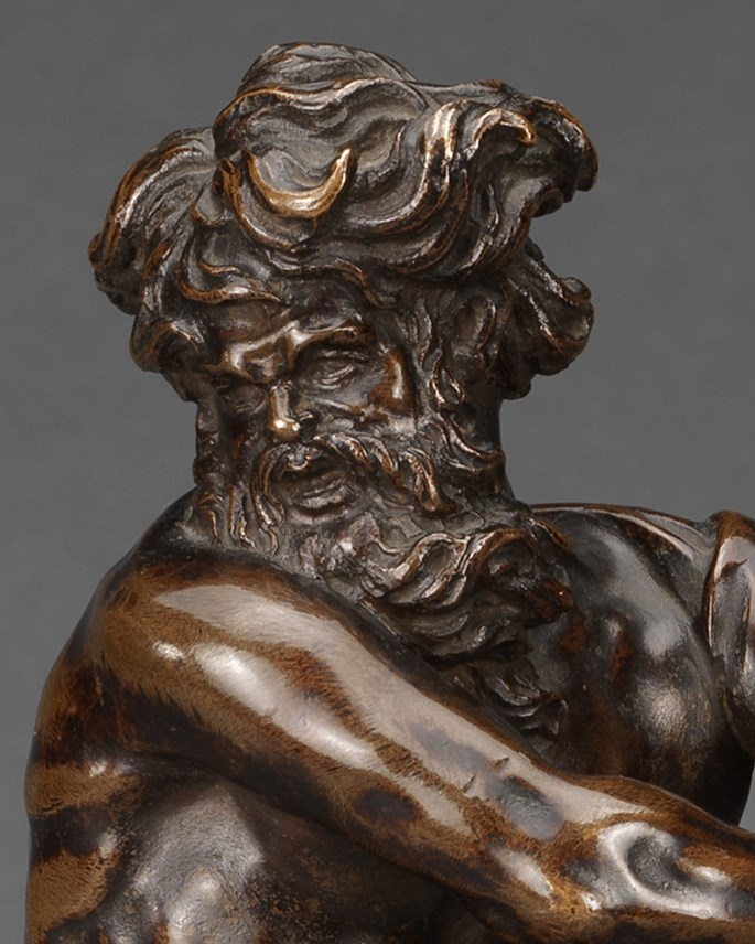Michel Anguier - 'Agitated' Neptune | MasterArt