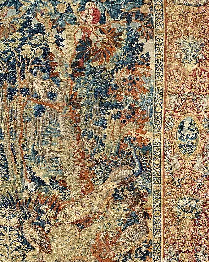 A 'Pugnae Ferarum' Tapestry | MasterArt