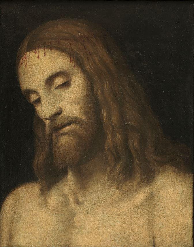 Altobello Melone - Head of Christ | MasterArt