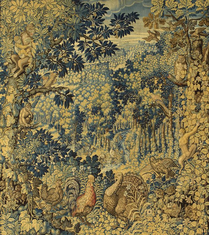 A 'Parc Sauvages' Tapestry | MasterArt
