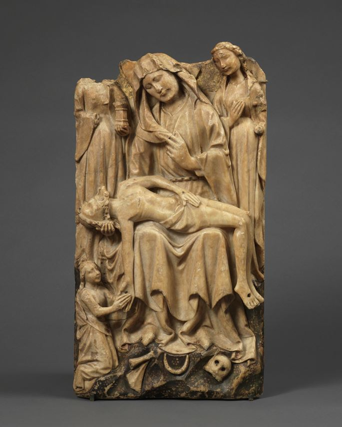 Relief with the Lamentation of Christ | MasterArt