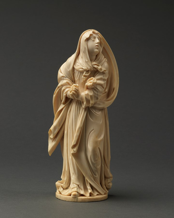 Mourning Virgin