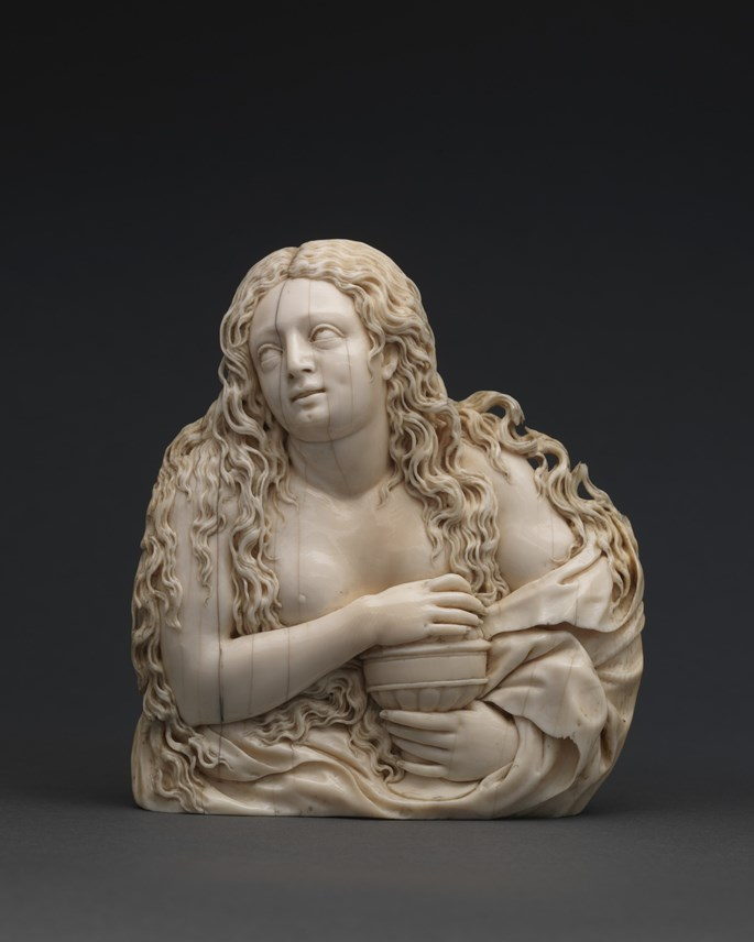Relief with Mary Magdalene | MasterArt