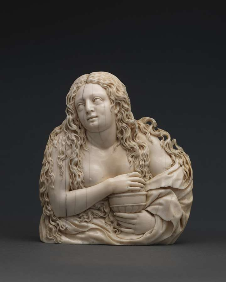 Relief with Mary Magdalene