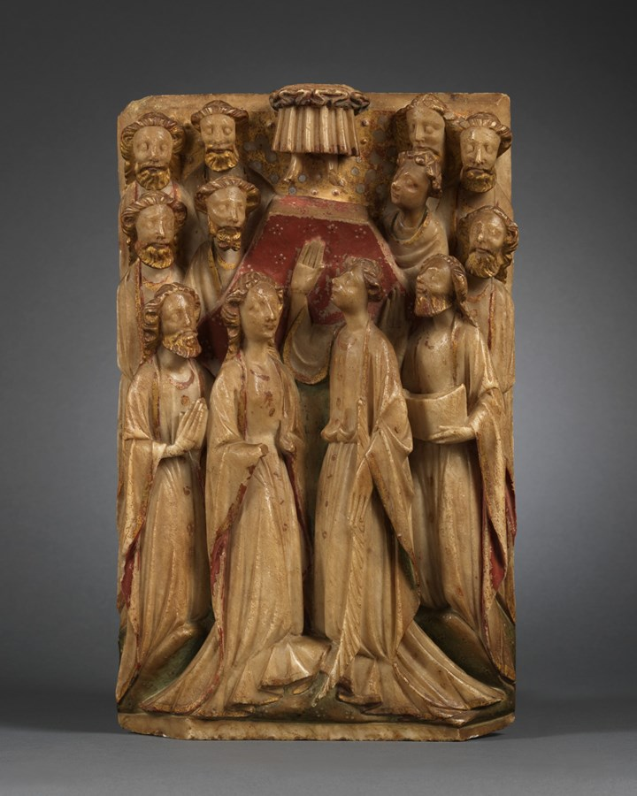 Relief with the Ascension of Christ