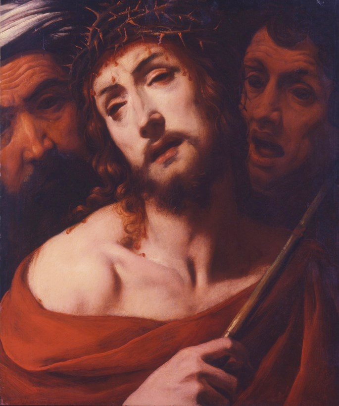 Daniele Crespi - The Mocking of Christ | MasterArt