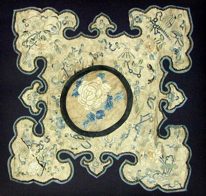 Chinese collar | MasterArt