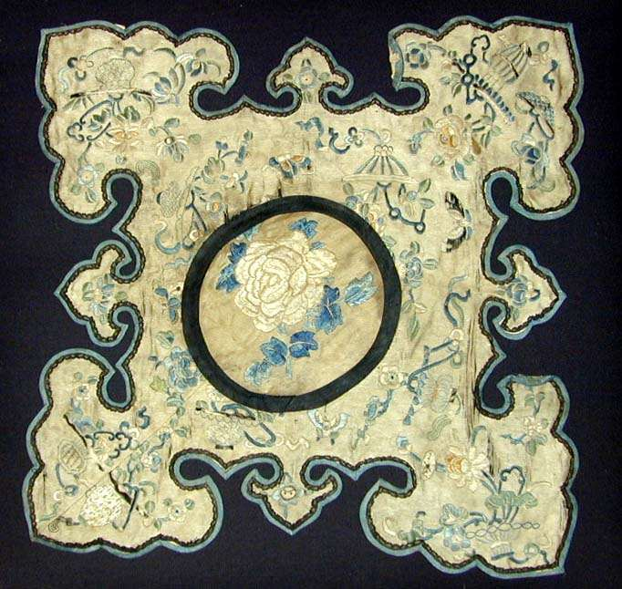 Chinese collar