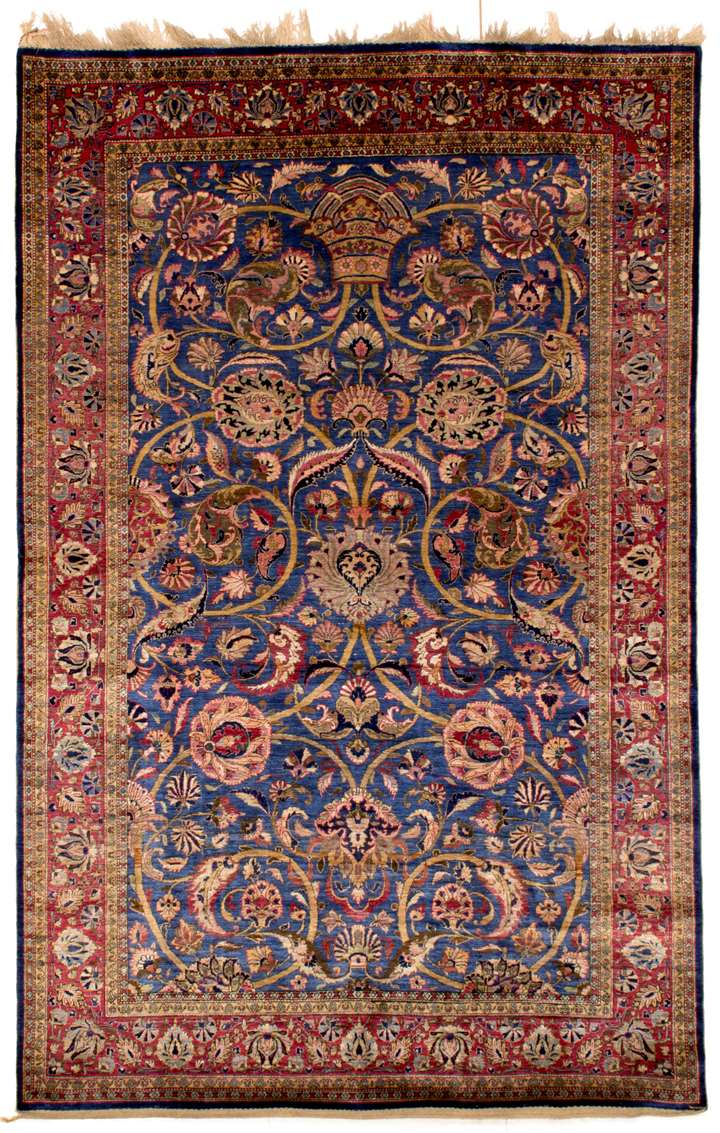 Fine silk Keshan