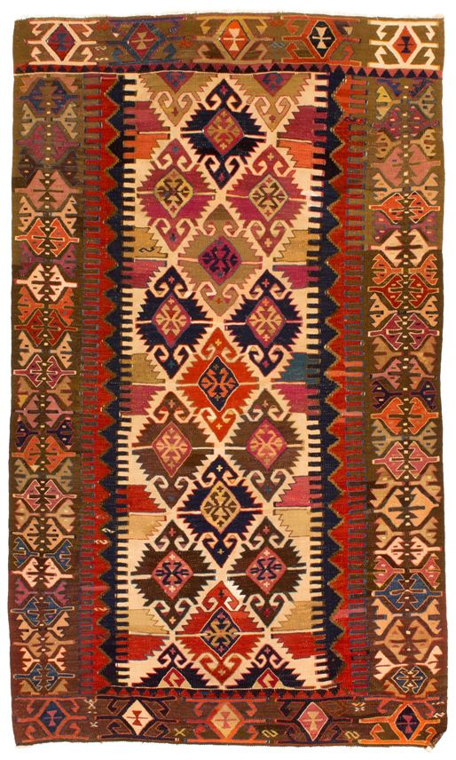 Turkish Flatweave | MasterArt