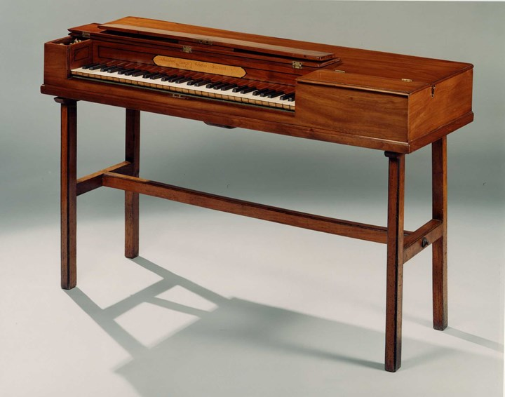 A George III Square Piano