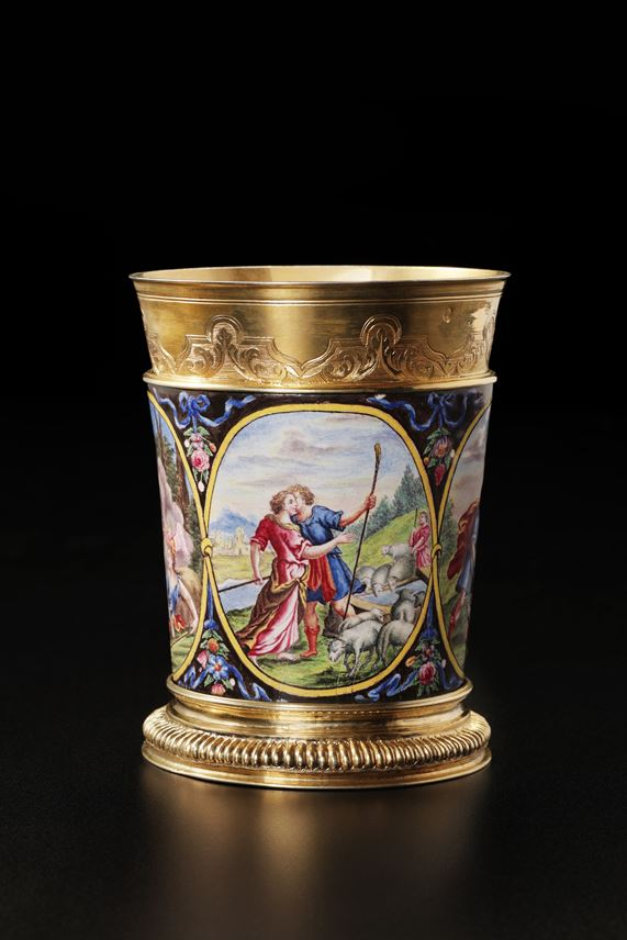 Elias Adam - A german beaker | MasterArt