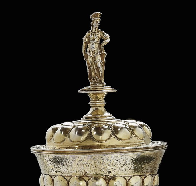 Becherpokal – Covered drinking cup | MasterArt