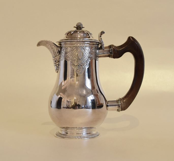 Goldsmith Joseph Millet - Coffee pot | MasterArt