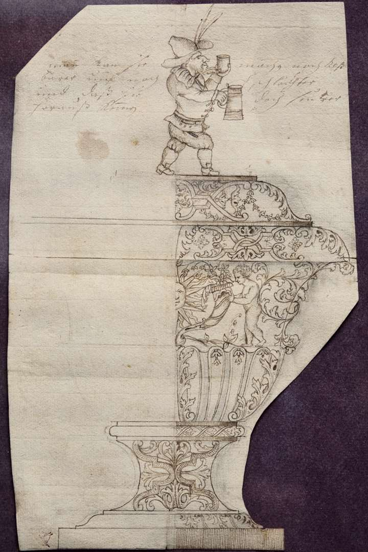 Design for a covered cup