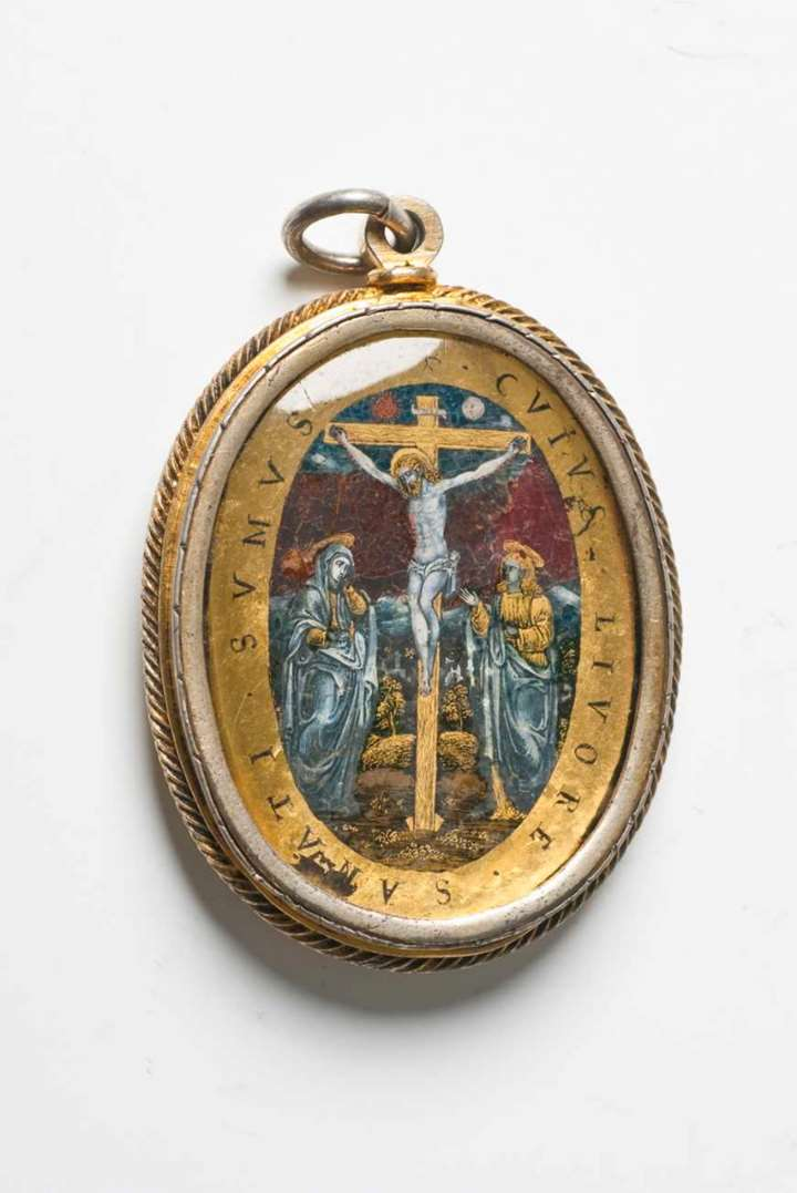 Devotional pendant