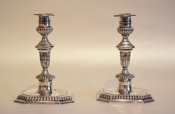 Pair of candlesticks | MasterArt