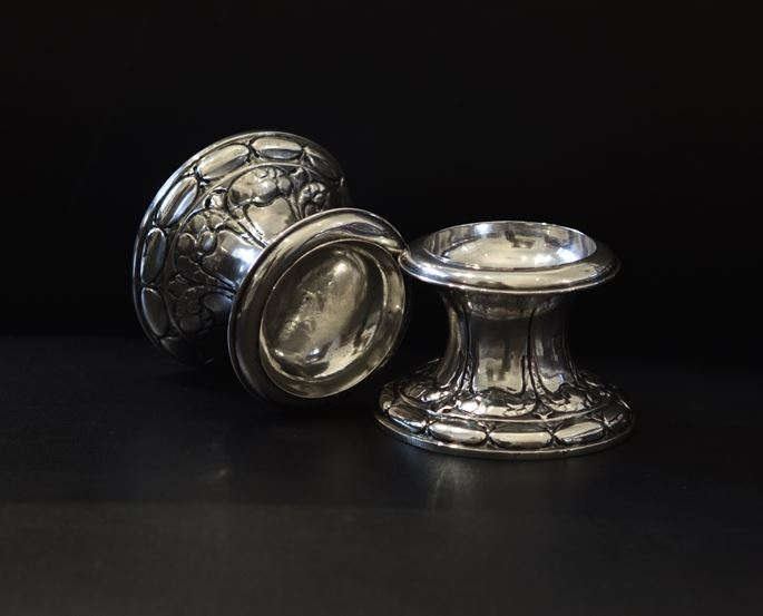 Pair of salt cellars | MasterArt