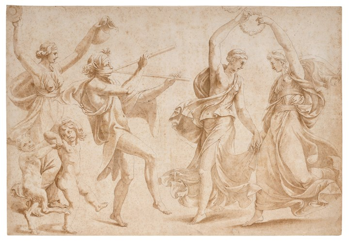 Dance of the Maenads