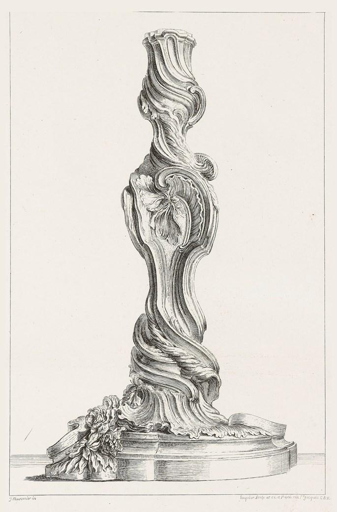 A pair of gilt bronze three branch candelabra (girandoles) | MasterArt