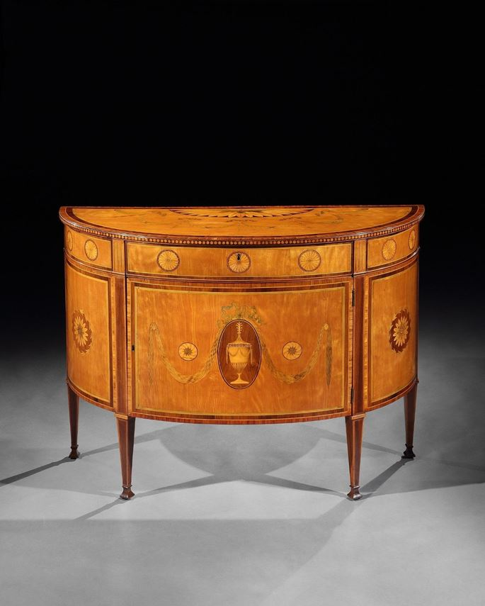THE COMPTON VERNEY COMMODES | MasterArt