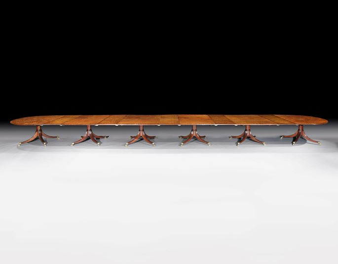The Crosby hall dining table | MasterArt