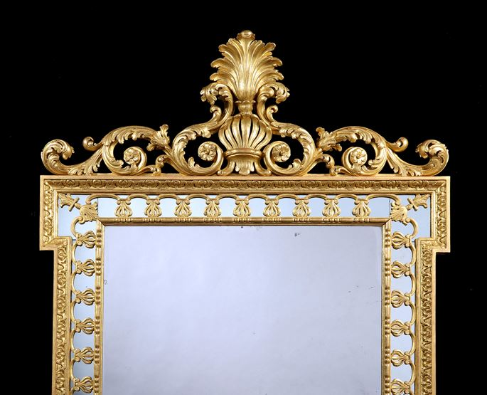 THE BOWOOD DRAWING ROOM PIER MIRROR | MasterArt