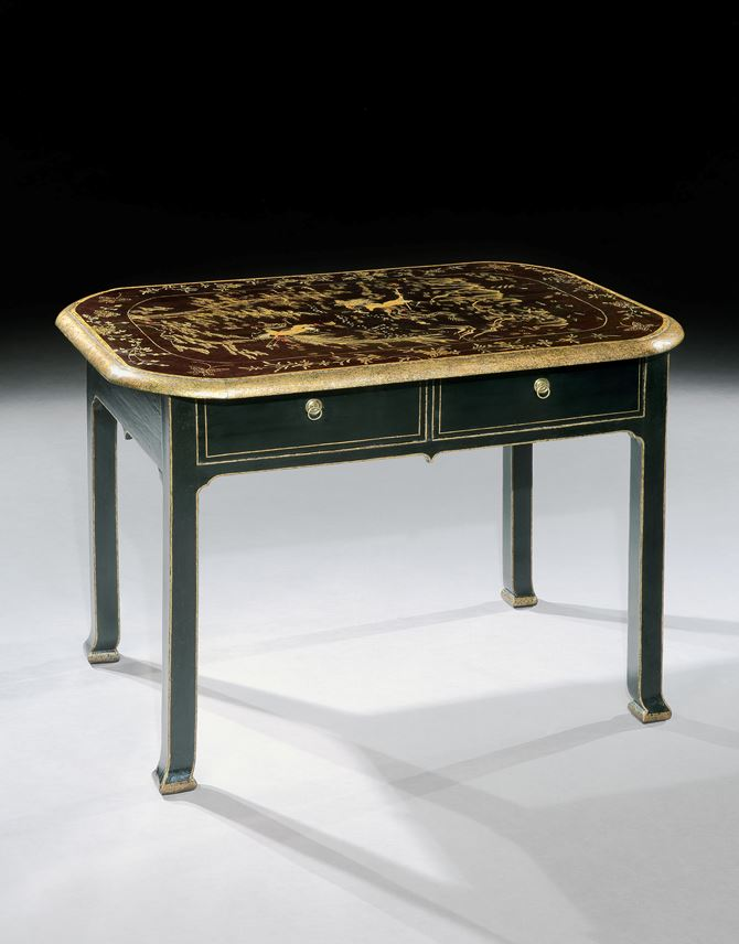 THE GLEMHAM HALL SIDE TABLES | MasterArt