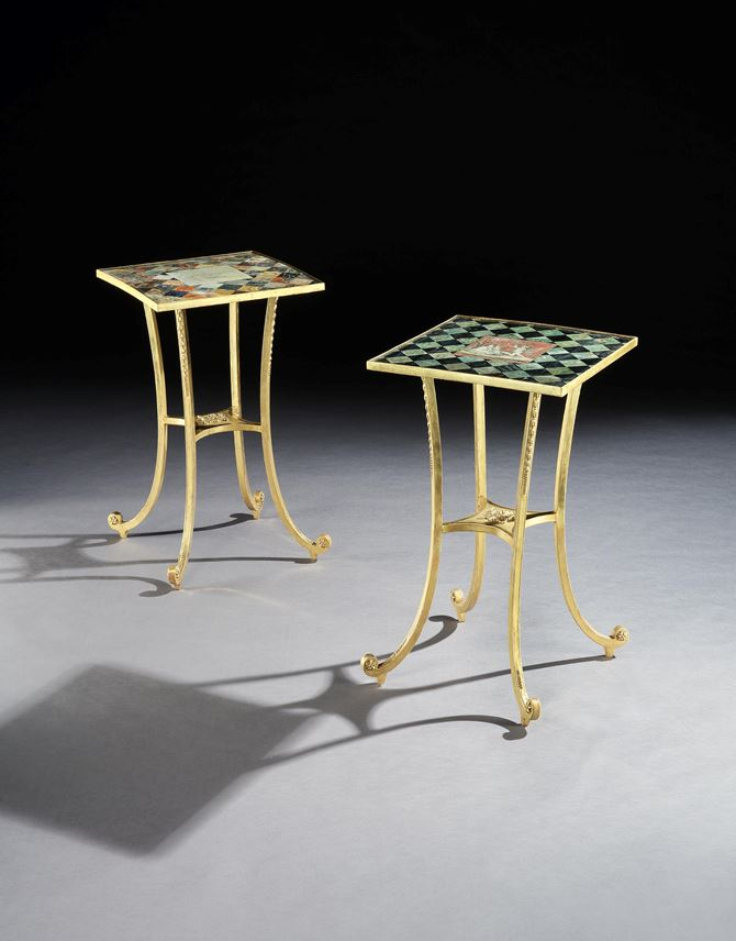 THE HAM HOUSE OCCASIONAL TABLES | MasterArt